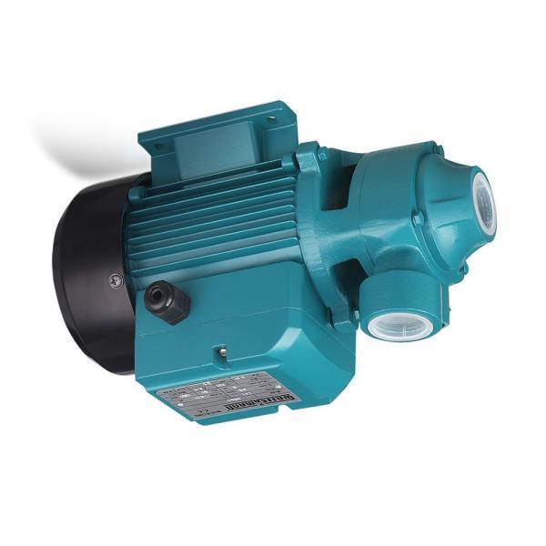 Toko SQP3-25-1C-L-18 Double Vane Pump #1 image