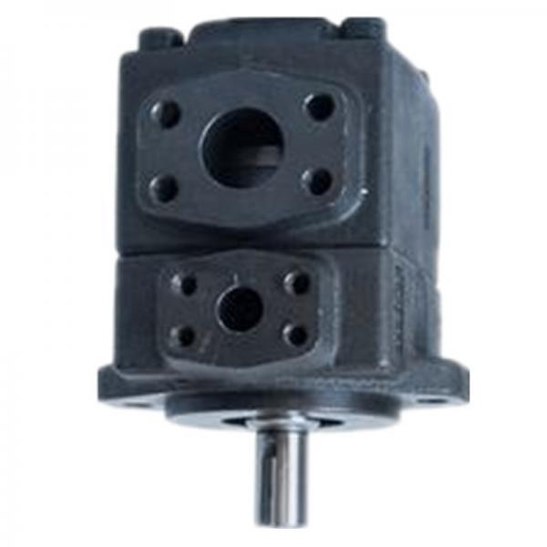Yuken DSG-03-2B8-RQ100-50 Solenoid Operated Directional Valves #1 image